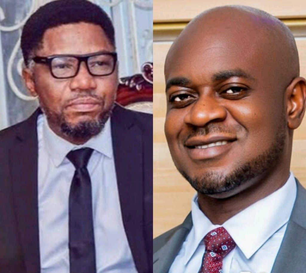 Working With Ernest Obi Is The Best Thing That Ever Happened To Me As A Movie Maker - Nani Boi