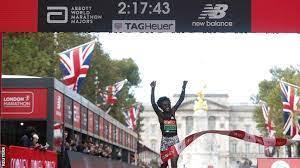 London Marathon 2021: Joyciline Jepkosgei Upsets Brigid Kosgei To Win