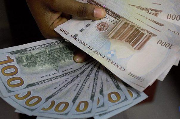 Black Market Dollar To Naira Exchange Rate Today