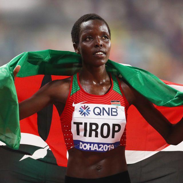 How Agnes Tirop World Championship bronze Medallist Was Stabbed To Death