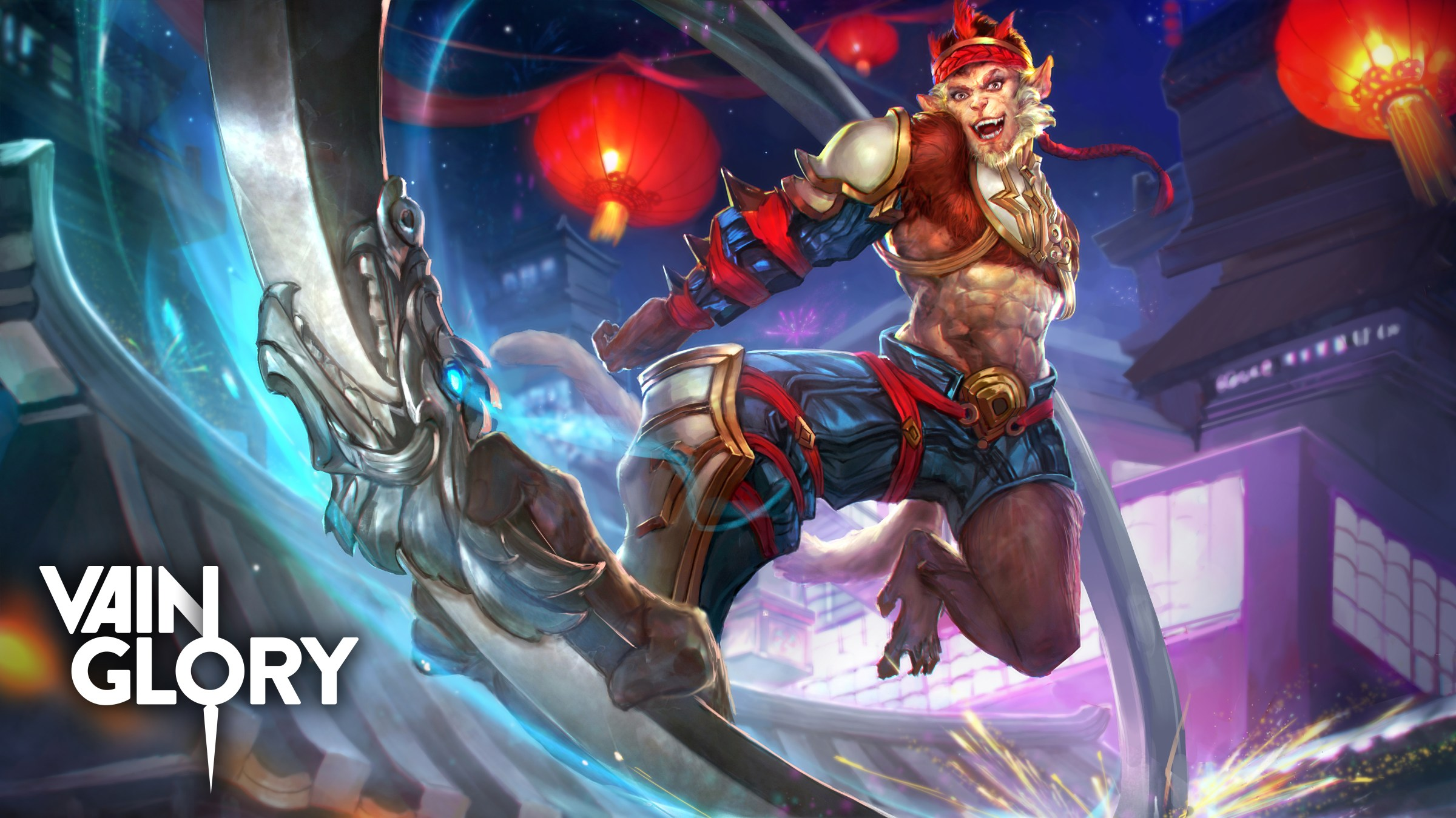 PAX South 2016 Vainglory 114 And New Character Ozo