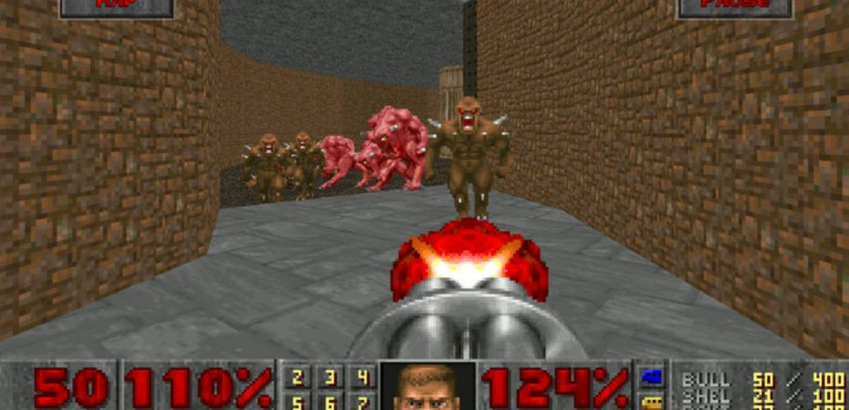 DOOM' and 'DOOM II' Are Now Available On iOS and Android