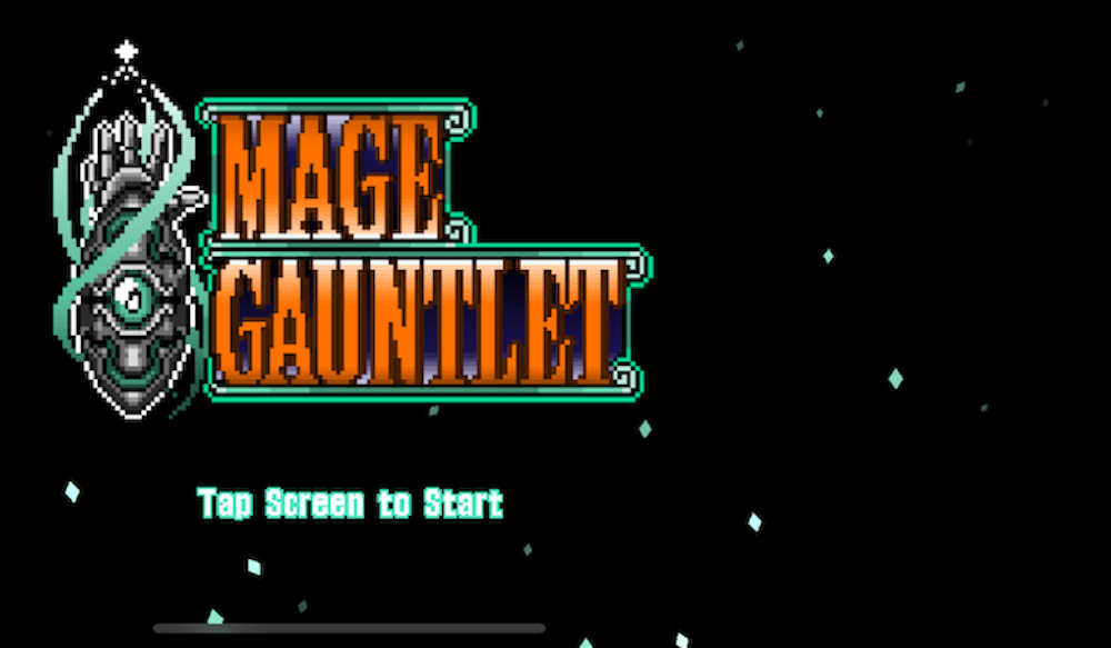 Rocketcat's Classic Action RPG 'Mage Gauntlet' Now Available for Free in GameClub's Early Access Program 2