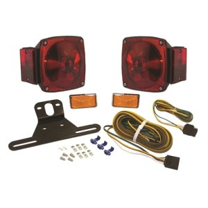 TRAILER LIGHTS & WIRING