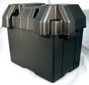 BATTERY TRAYS & BOXES