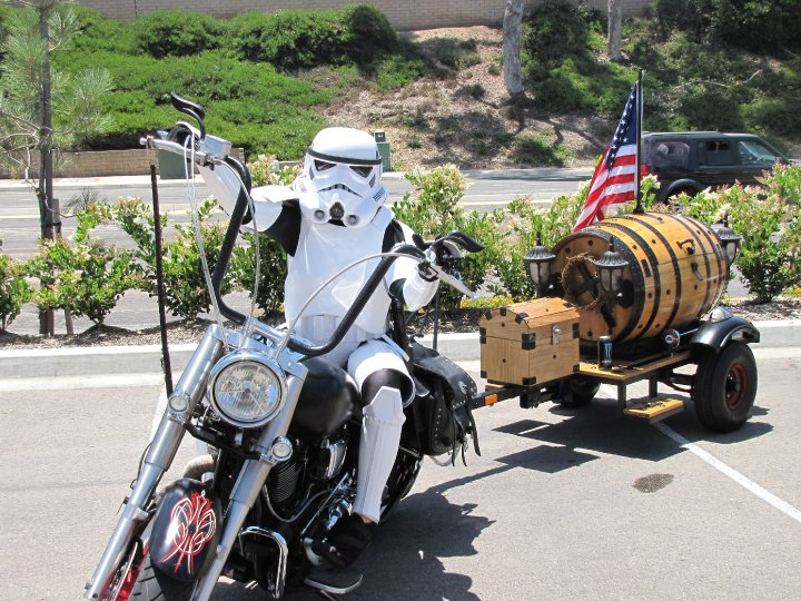 Star Wars Hog Rider