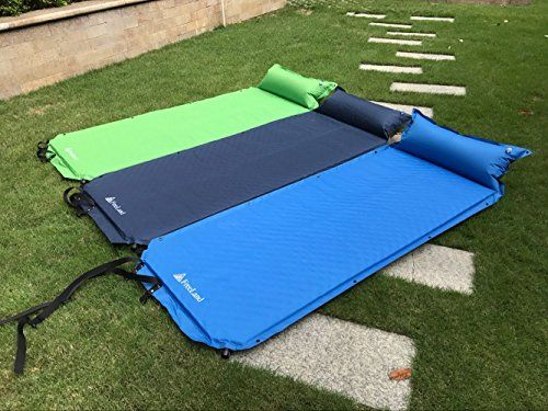 sleeping pads vs air mattress