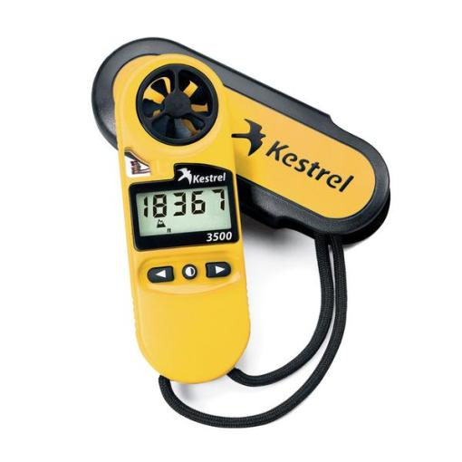 Kestrel Meter 3500 Yellow Case grande