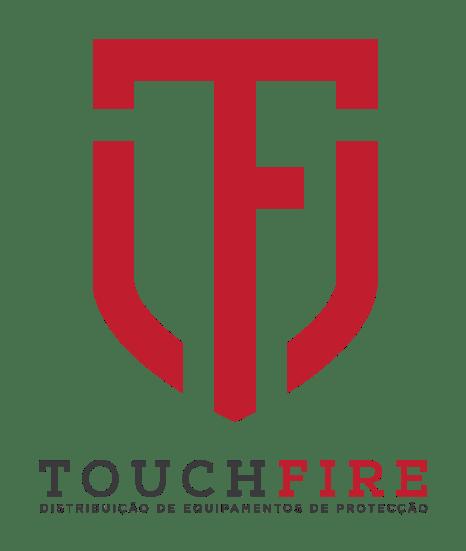 TouchFire LogoVertical