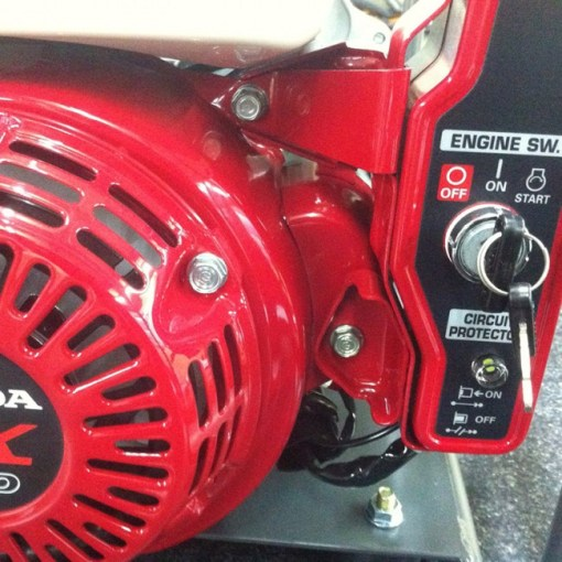 Motobomba Honda QP205 SLTE 3