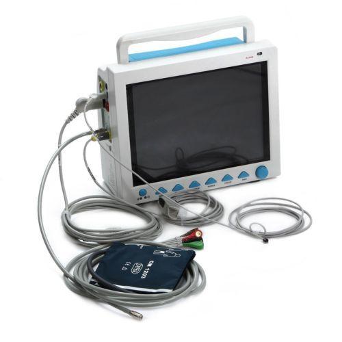 contec cms8000 monitor portatil sinais vitais ecg nibp spo2 621 6 20181017093401
