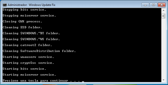 cerrar windows update fix