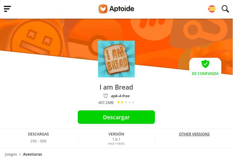 i am bread aptoide
