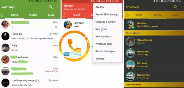 descargar whatsapp plus jimods apk