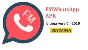 descargar fmwhatsapp apk 2019