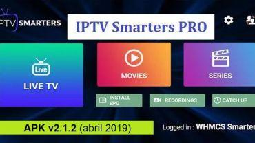 descargar iptv smarters pro apk 2019