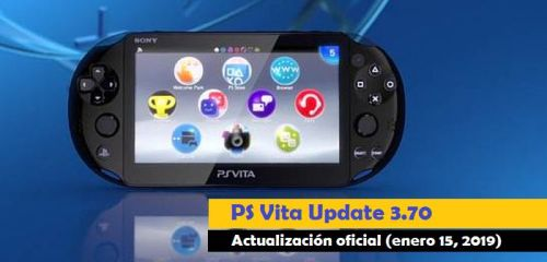 actualizar ps vita update 3.70