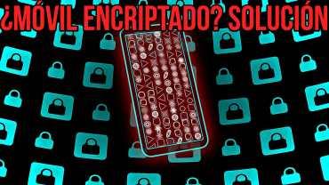 móvil Android encriptado, solucion