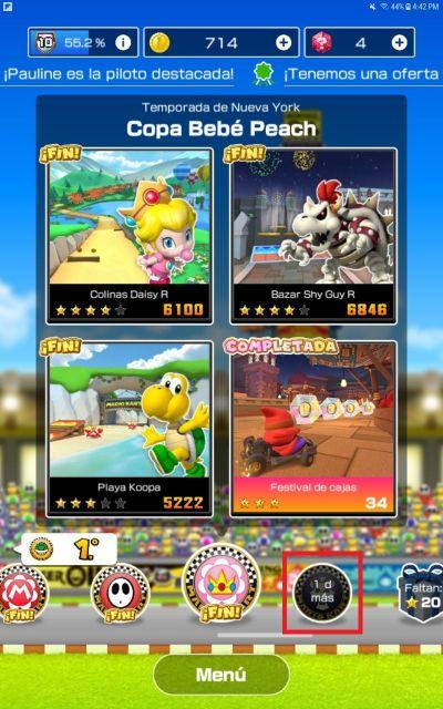 Mario Kart Tour para Android y iOS: Descarga v1.1.0 8