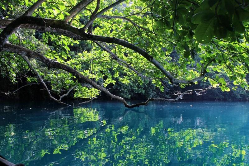 Blue Lagoon in Jamaika