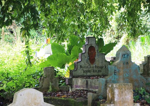Totenkult auf Jamaika