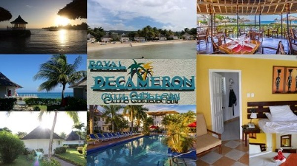 Royal Decameron Club Caribbean Salem Runaway Bay Jamaika