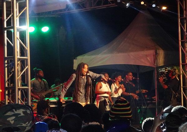 70.Geburtstag von Bob Marley
