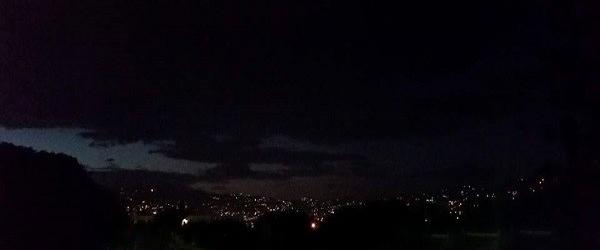 Kingston by night