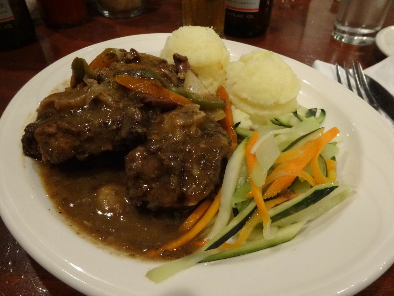 Jamaican-Oxtail