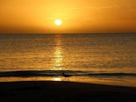 Sonnenuntergang Südküste Jamaika