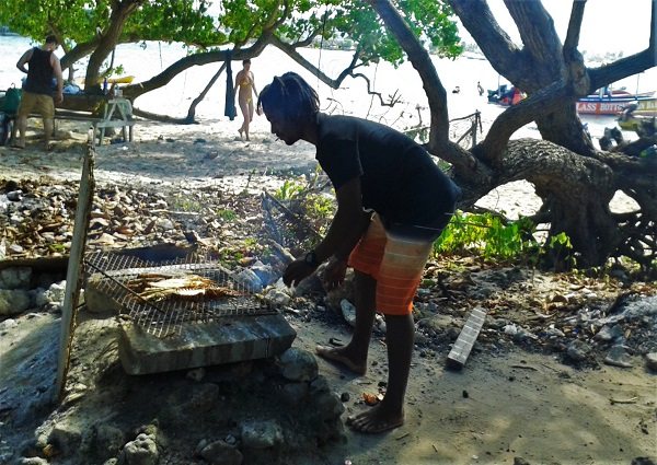 Glasbodenboot Negril Jamaika