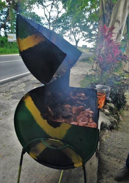 Jerk Chicken Jamaika