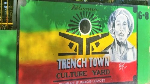 Trenchtown Culture Yard