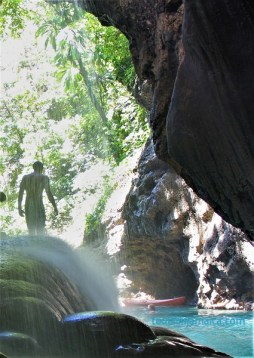 Wasserfall Port Antonio