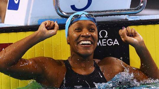 Weltrekord-Schwimmerin Jamaika 2018