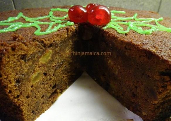 Touchin Jamaica Christmas Cake Touchin Jamaica