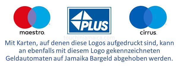Mit Karten, auf denen das Cirrus-Logo aufgedruckt ist, kann an ebenfalls mit diesem Logo gekennzeichneten Geldautomaten Bargeld, meist gebührenpflichtig, abgehoben werden.