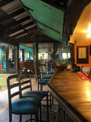 Bar im Mrs.T's Restaurant