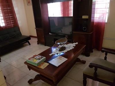 Gemeinschafts-Wohnzimmer im Kingston Home