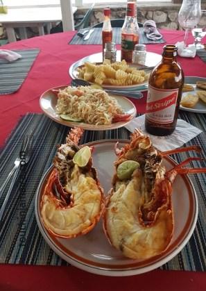 Lobster - elegant im Restaurant oder rustikal am Strand kommen Lobsterfreunde auf Jamaika auf ihre Kosten
