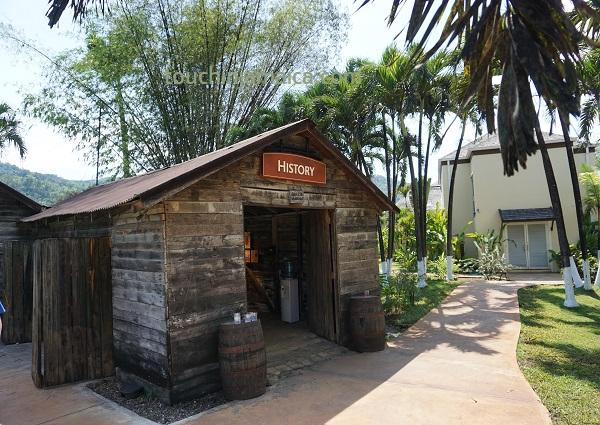 Ausstellung-Geschichte-Appleton-Estate-Jamaika