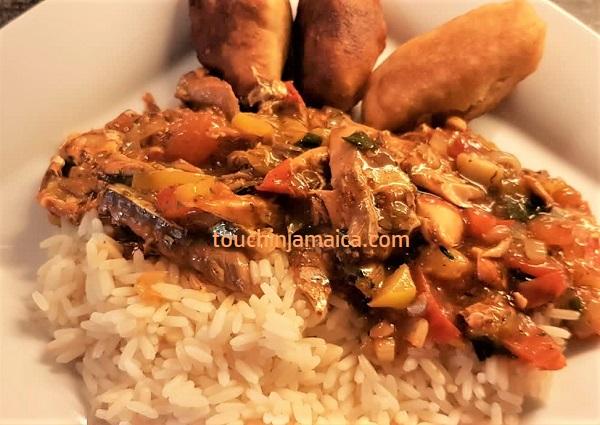 Dutty Gal Rezept mit Reis und Festival