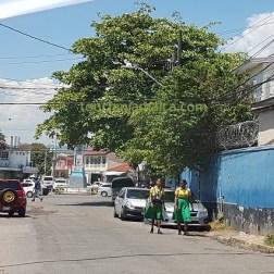 Kleinstadt in Jamaika