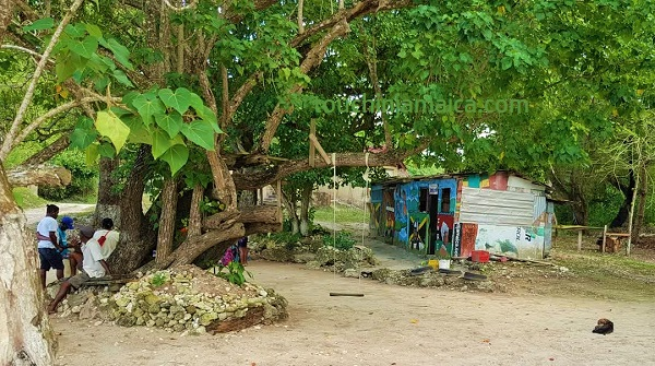 Calabash Beach Idylle