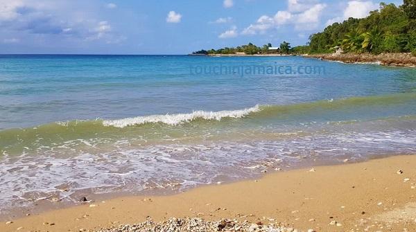 Jah Willys Calabash In N Out Fisherman Beach Oracabessa Jamaica