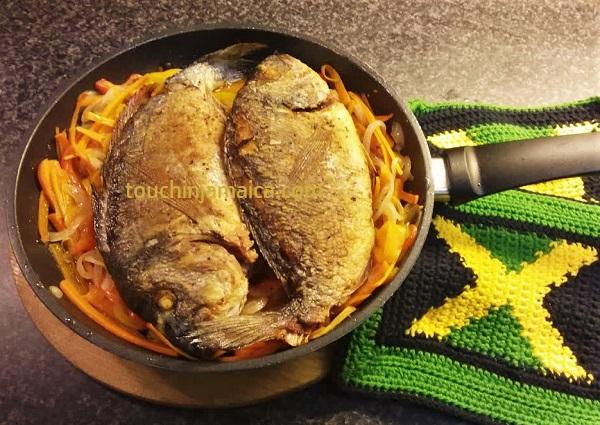 Rezept für Jamaikanischen Fried Fish