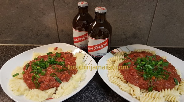 Jamaican Bully Beef Recipe