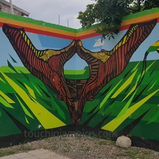 Trenchtown-Culture-Yard Kingston Jamaica