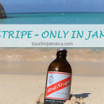 Jamaikanisches Red Stripe Bier