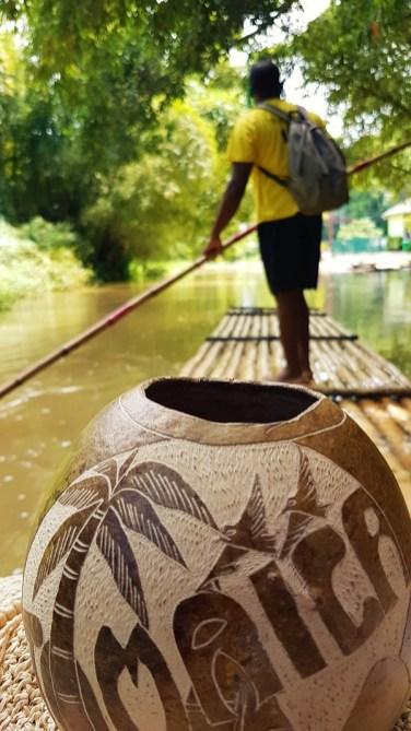 Martha Brae Rafting Bambusflossfahrt Jamaika